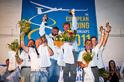 EM-kultaa 2011