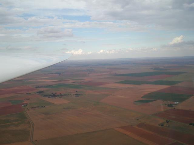 Etelä-Afrikka ilmasta